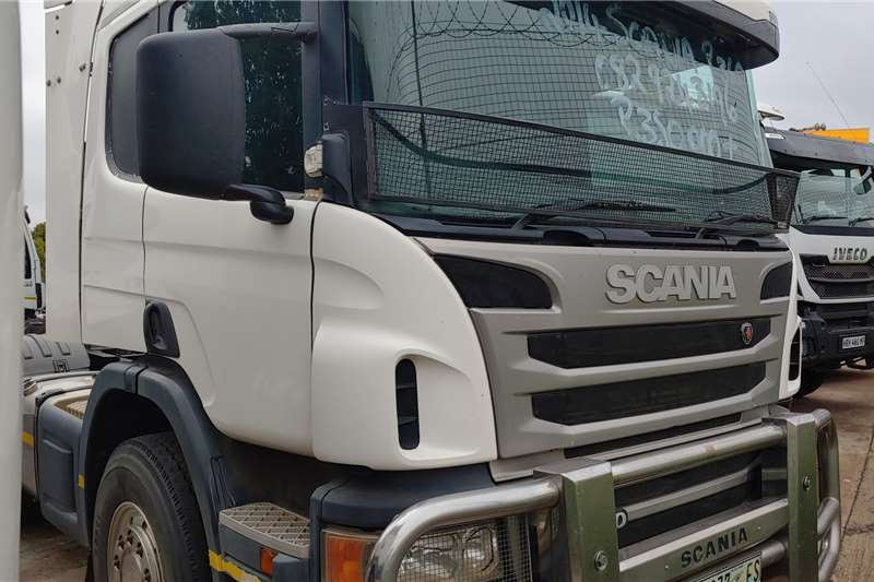 Scania Truck tractors Double axle P360 2014