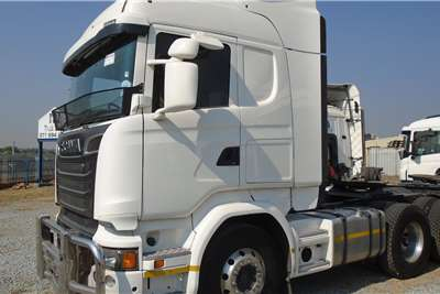 Scania Double axle R 500 Truck tractors