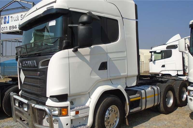Scania Double axle R 500 Truck tractors