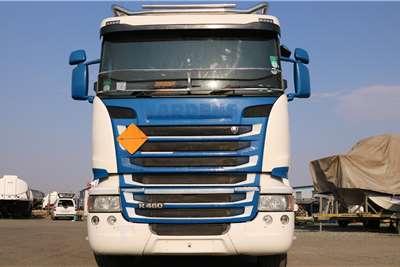 Scania Double axle R460 Truck tractors