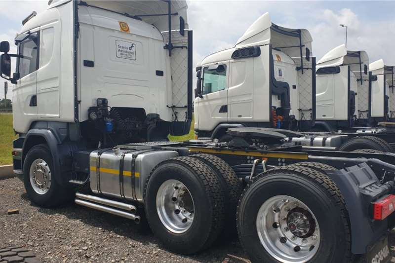 Scania Truck Tractors Double Axle R460 2018