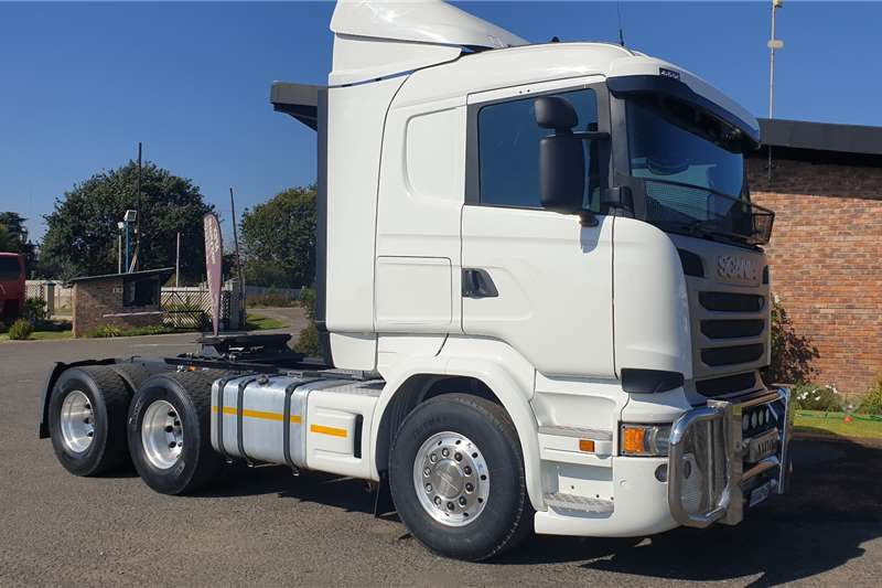 Scania Truck Tractors Double Axle R460 2019