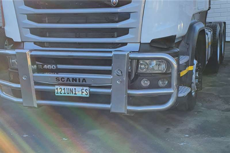 Scania Truck tractors Double axle R460 6x4 Truck Tractor 2015