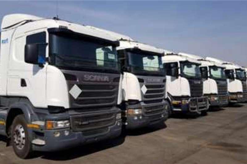 Scania Truck tractors Double axle R460 6x4 Truck Tractor De Fleet 2016