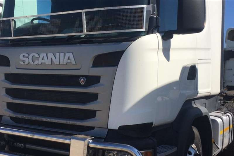 Scania Truck tractors Double axle R460 LA6X4MSZ 2015