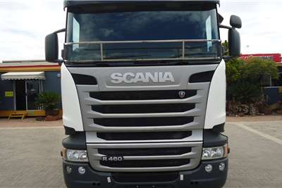 Scania Double axle R460 SCANIA T/T C/C #6577 Truck tractors