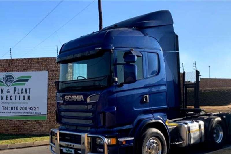 Scania Truck tractors Double axle R500 2013