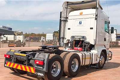 Scania Double axle R500 Truck tractors