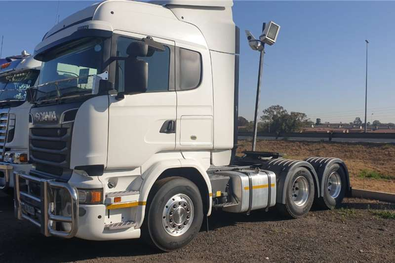 Scania Truck tractors Double axle R500 2016