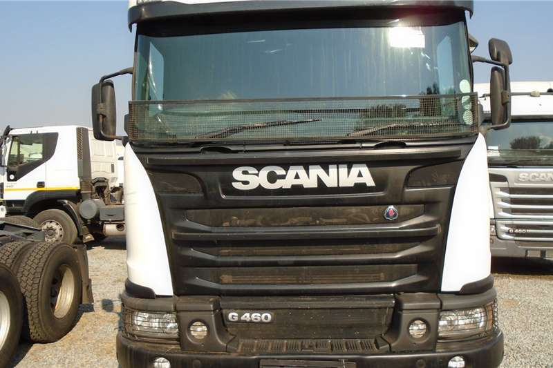 Scania Double axle Scania G 460 Truck tractors