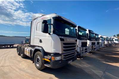 Scania Double axle SCANIA G460 6X4 T/T Truck tractors