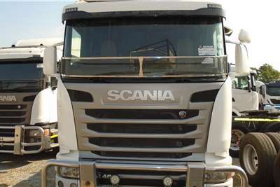 Scania Double axle Scania R 460 Truck tractors