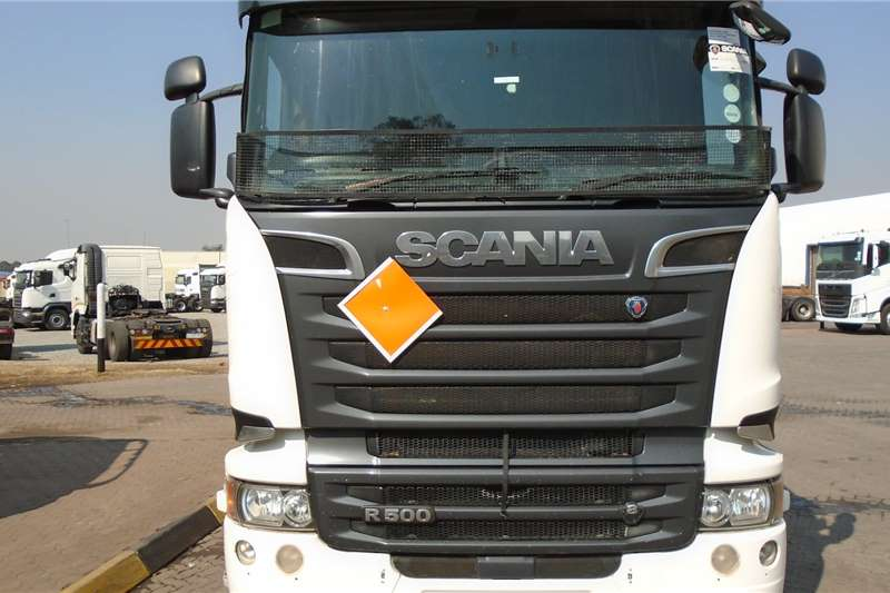 Scania Double axle Scania R 500 Truck tractors