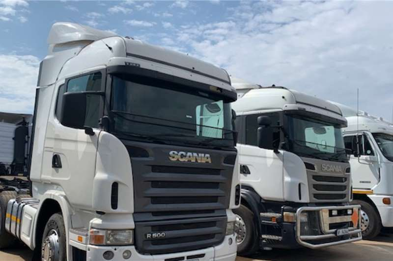 Scania Truck tractors Double axle SCANIA / R 500 /6 X 4/ T/T 2010