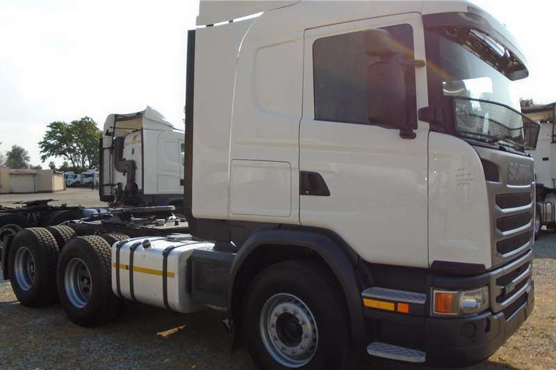 Scania Double axle Scania R G460 Truck tractors