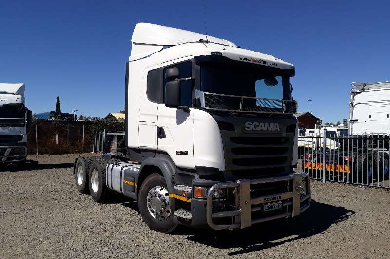 Scania Truck tractors Double axle Scania R460 2015