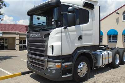 Scania Double axle Scania R470 Truck tractors