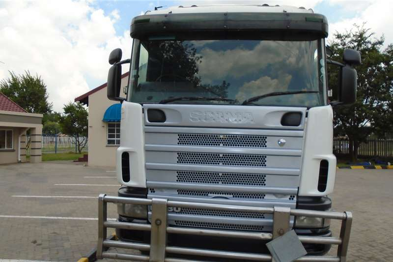 Scania Truck tractors Double axle Scania R480 2006