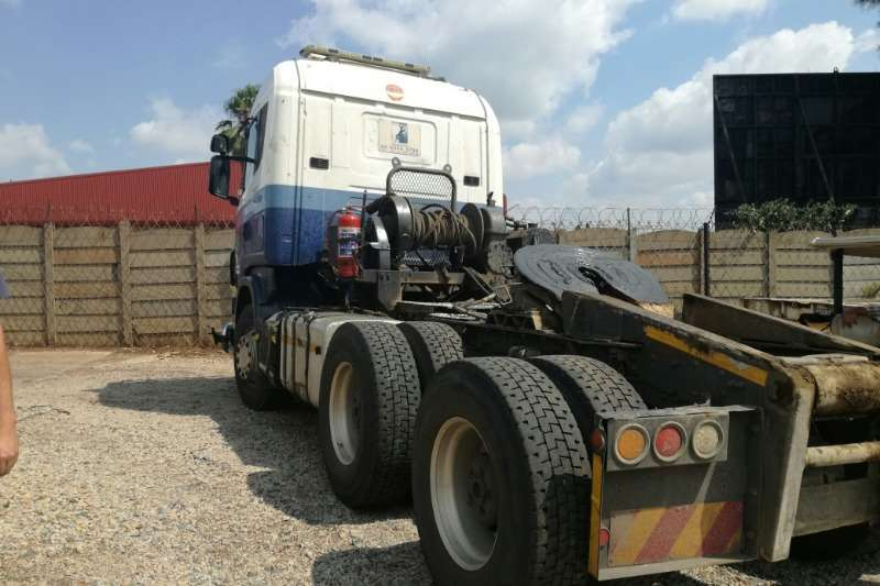 Scania Double axle Scania R480 Truck Tractor 6x4 Truck tractors