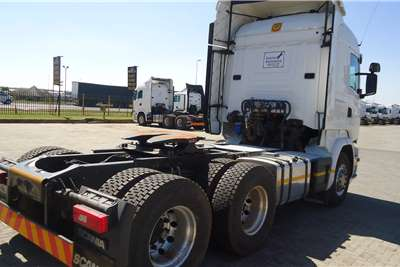 Scania Double axle SCANIA R500 #6621 Truck tractors