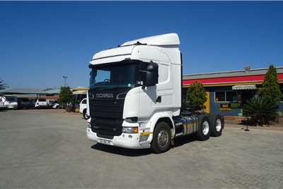 Scania Double axle SCANIA R500 #6622 Truck tractors