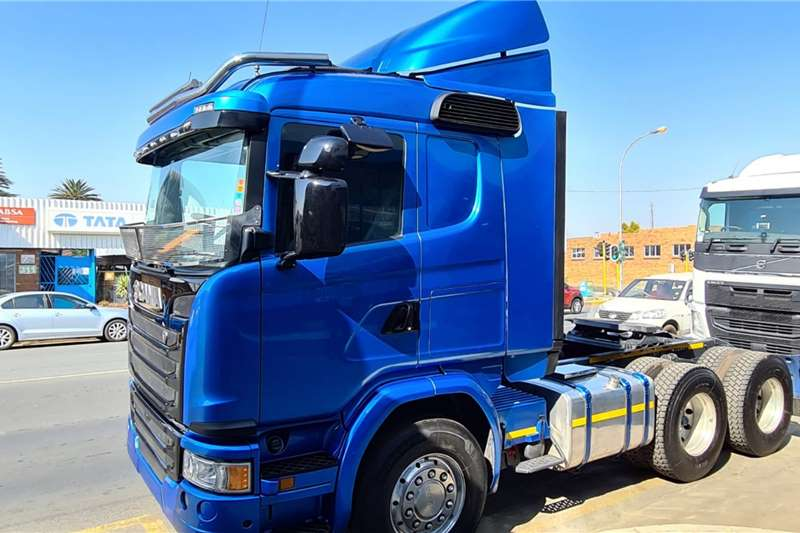 Scania G460 5x available immediately Truck tractors