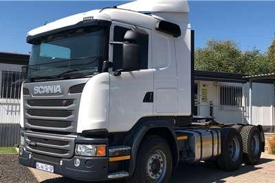 Scania G460 6x4 Truck tractors