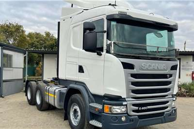 Scania G460 6X4 Double Diff Truck Tractor Truck tractors