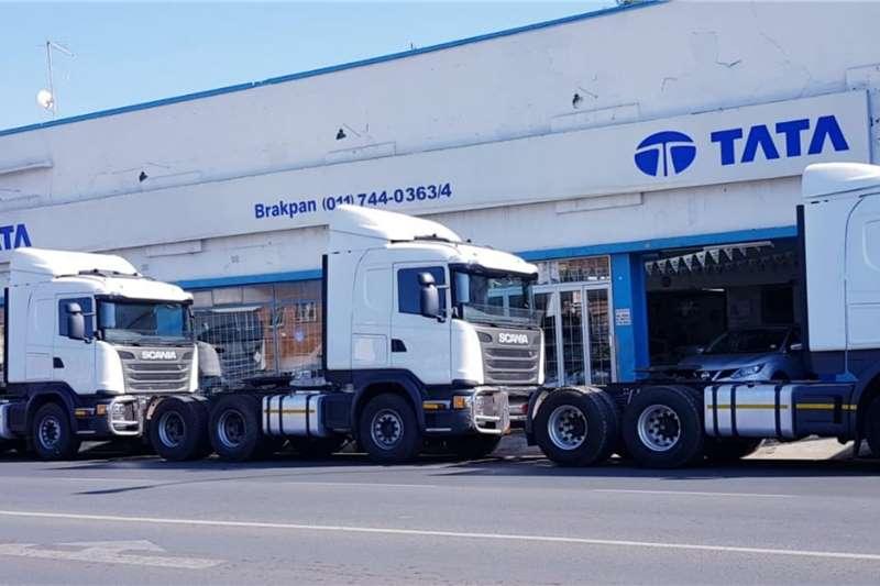 Scania Truck tractors G460 Truck Tractor 2016