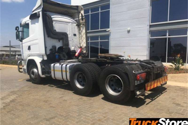 Scania G460CA Truck tractors
