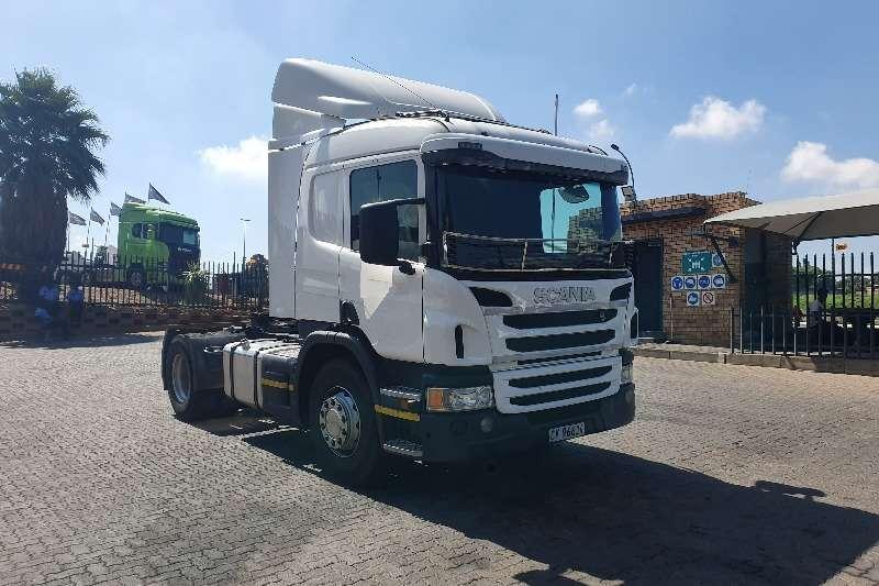 Scania Truck tractors P310 4x2 T/T 2017