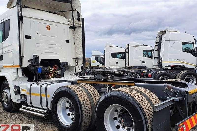 Scania R 460 SCANIA Truck tractors