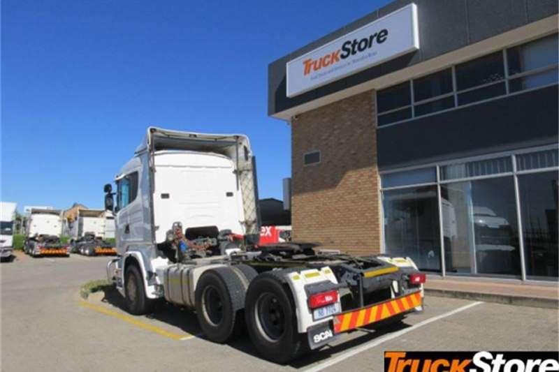 Scania R460 Truck tractors