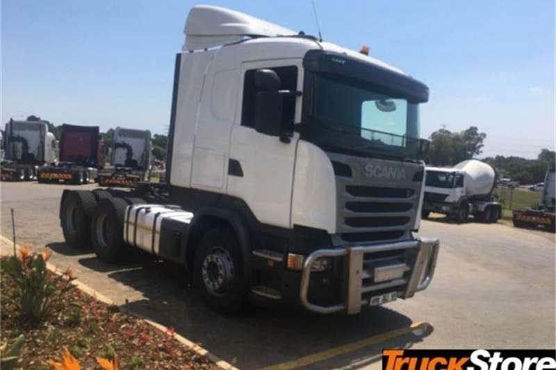 Scania R460LA Truck tractors