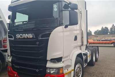 Scania R500 Truck tractors