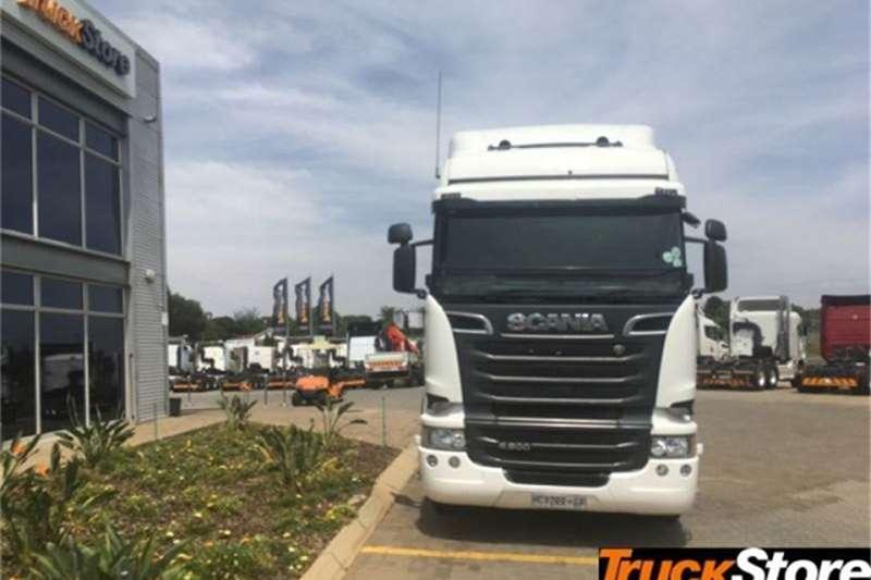 Scania R500 LA6X4MSA Truck tractors
