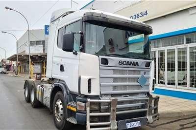 Scania Scania 146, R480 Truck Tractors Truck tractors