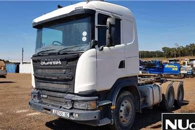 Scania SCANIA G460 6X4 HORSE JGB745EC Truck tractors