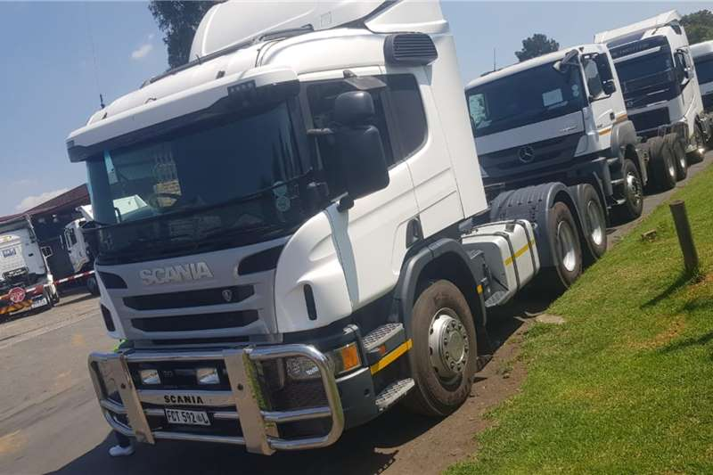 Scania Scania P360 Truck tractors