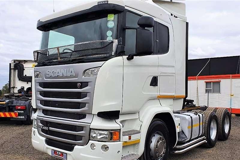 Scania SCANIA R 460 Truck tractors