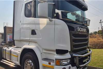 Scania Scania R460 Truck tractors