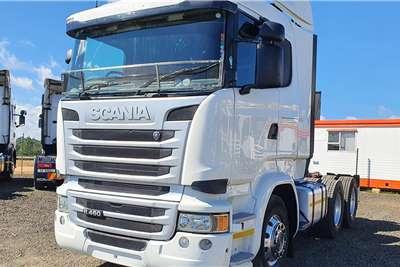 Scania SCANIA R460 Truck tractors