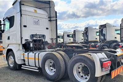 Scania SCANIA R500 Truck tractors