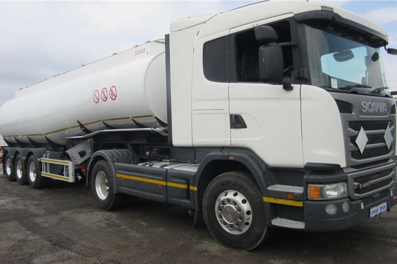 Scania Single axle G410 Truck tractors