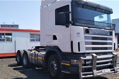 Scania VARIOUS 2005   2008 SCANIA R420's AND R480's Truck tractors
