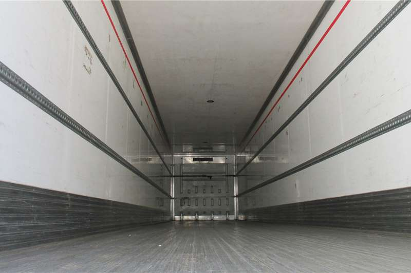 Serco 30 Palleter with carrier unit Trailers
