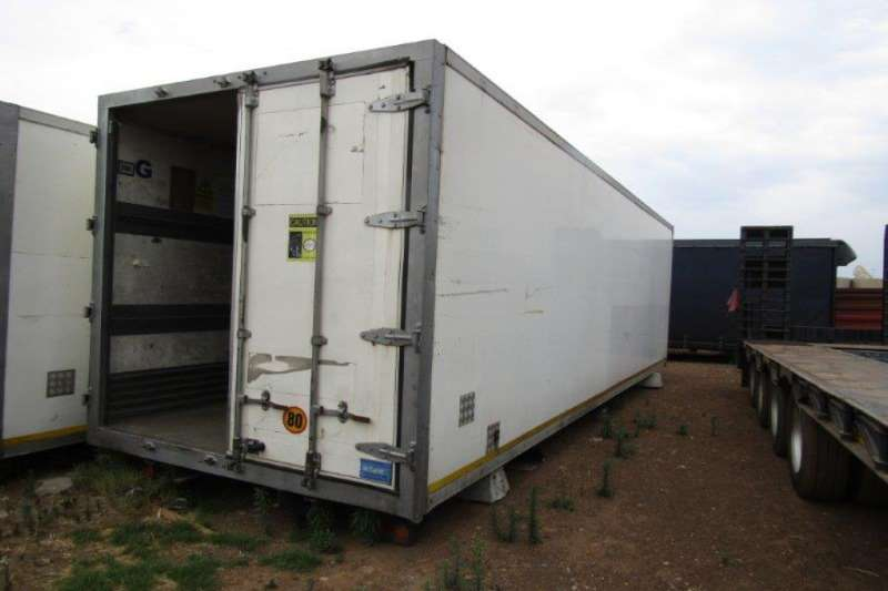Serco Trailers Insulated fridge unit VARIOUS TRAILERS TO CHOOSE FROM