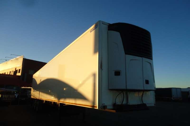 1994 Serco 15m Tri-Axle Fridge Unit Refrigerated Trailer Trailers