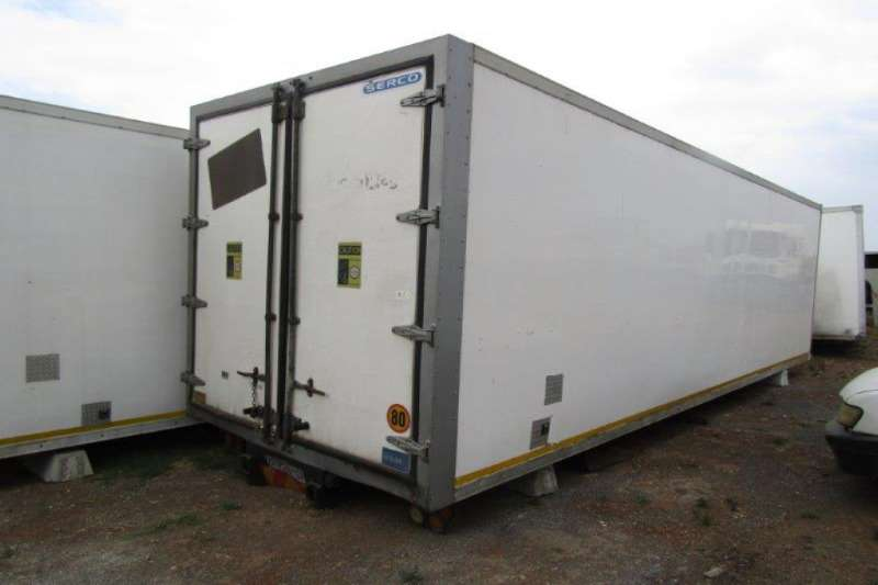 Serco Trailers Refrigerated trailer VARIOUS TRAILERS TO CHOOSE FROM