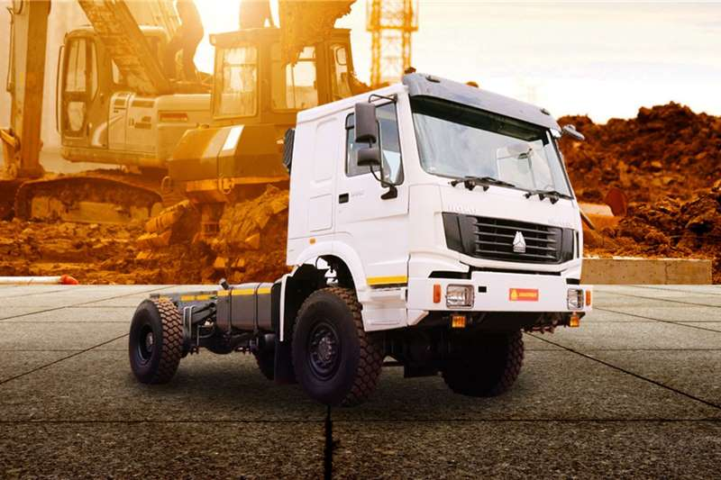 Sinotruk Chassis cab trucks 4 x 4 Chassis Cab 2020